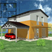 Wooden buildings - assembled turnkey low energy family houses and buildings
